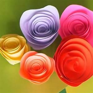 Comment Faire Une Rose En Papier Facilement : 102 best activit s manuelles images on pinterest ~ Nature-et-papiers.com Idées de Décoration