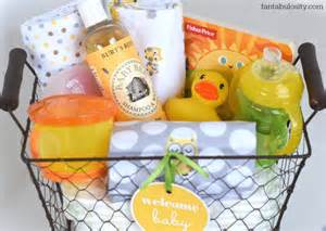 s day gift baskets new baby gift basket fantabulosity