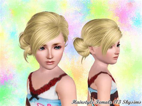 hair styles skysims hair 113 8249