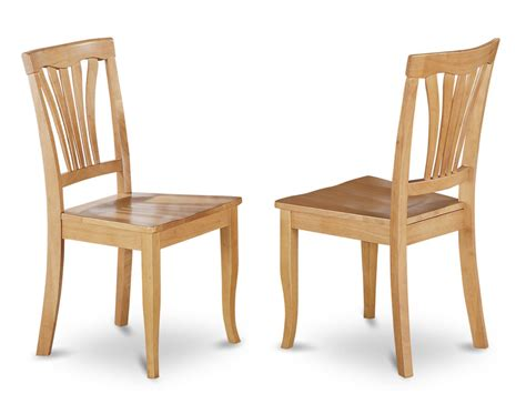 light oak kitchen table and chairs set of 2 avon dinette kitchen dining chairs with plain