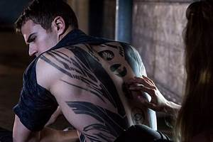 Behind the epic tattoos of 'Divergent' | New York Post