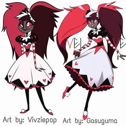 Velvet Hazbin Contest Official Vivziepop Rules
