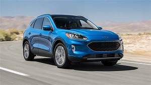 2020 Ford Escape Review  Is This Cr