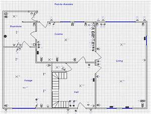 ordinaire faire un plan d appartement 2 maison nathalie With faire un plan d appartement
