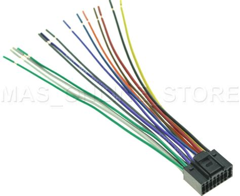 wire harness for jvc kw avx830 kwavx830 pay today ships