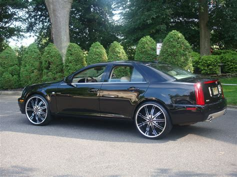 Brianantlee 2005 Cadillac Sts Specs, Photos, Modification