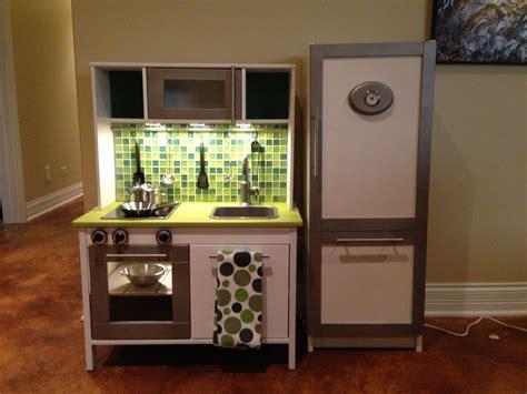 cuisine faktum ikea ikea duktig mini kitchen makeover added paint tile