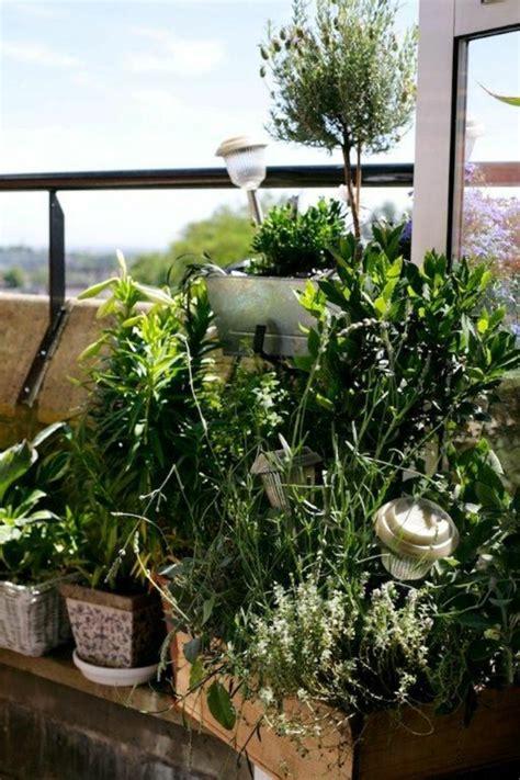 Pflanzen Für Balkon by Balkon Bepflanzen 60 Originelle Ideen Archzine Net