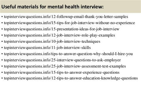 Mental Health Questions And Answers by Top 10 Mental Health Questions And Answers