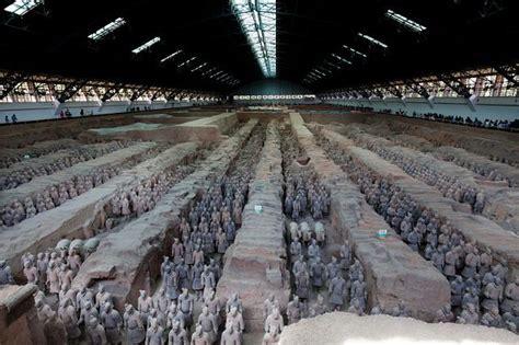 China/051 Xian, terracotta leger