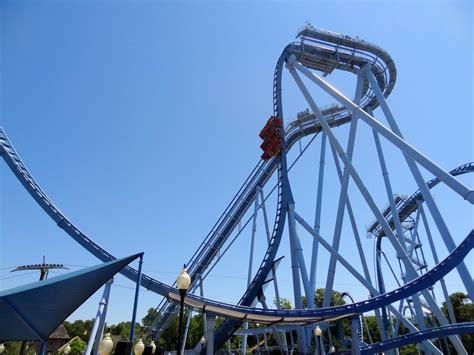 Busch Gardens Williamsburg Coasters Reviewed