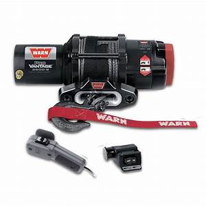 Warn ProVantage 3500 S Winch For G2 G2L G2S Can Am BRP