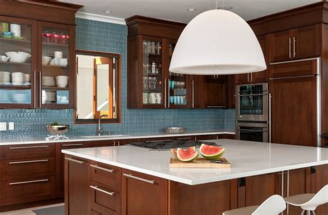 2014 kitchen cabinet color trends kitchen backsplash ideas a splattering of the most 7290
