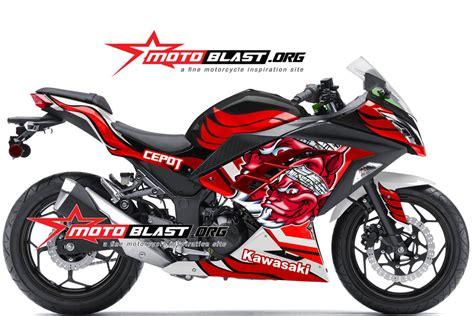 Kawasaki Ninja 250 White