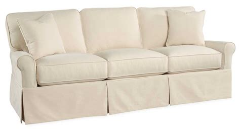 Slipcover Sofa Furniture by Circle Furniture Gigi Slipcover Sofa Casual
