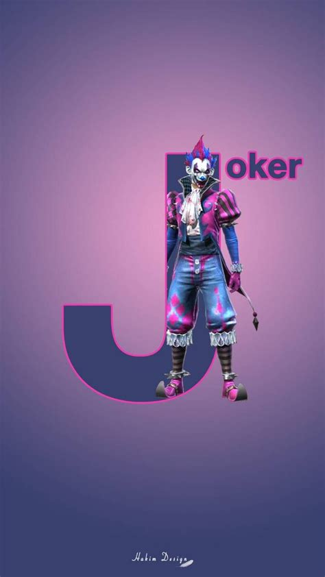 Garena free fire hd games 4k wallpapers images backgrounds. 40 Best Photos Free Fire Joker Update - Pin By ภาภOn ...