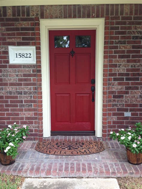 door color is front door by valspar front door