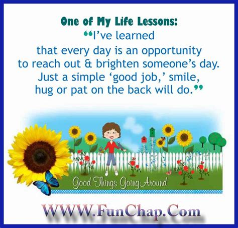 inspirational poems  life lessons fun chap