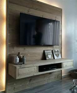 Tv Panel Selber Bauen : tv wand raumteiler selber bauen ~ Lizthompson.info Haus und Dekorationen
