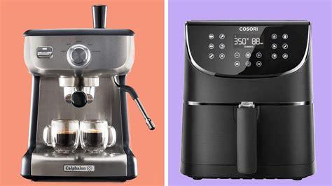 kitchen coffee prime deals appliances cookware makers