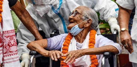 100-year-old Assam woman beats Covid-19 | India Post News ...