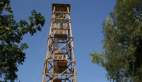 Skatu tornis Lielajā Liepu kalnā
