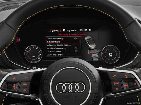 Audi Roadster Virtual Cockpit Interior Detail