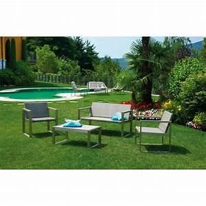 Salon Jardin Pas Cher : table salon de jardin pas cher maison design ~ Dailycaller-alerts.com Idées de Décoration