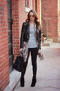 The Leather Jacket - Oh So Glam