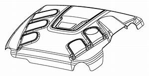 2015 Jeep Grand Cherokee Cover  Engine  Related  Diesel  Covers
