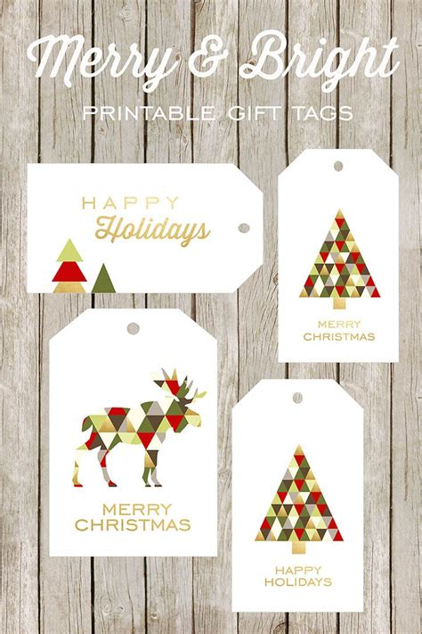 gift tag designs templates psd ai indesign