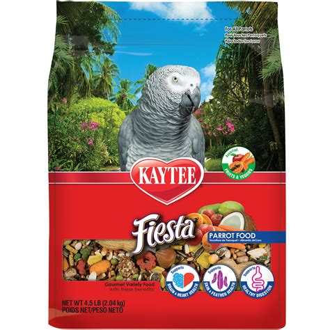 id馥s cuisine kaytee max bird food for parrots petco