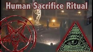 Satanic Illuminati Human Sacrifice Ritual Filmed At CERN ...