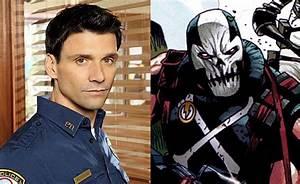 Frank Grillo Cast as Crossbones in Captain America 2 - IGN