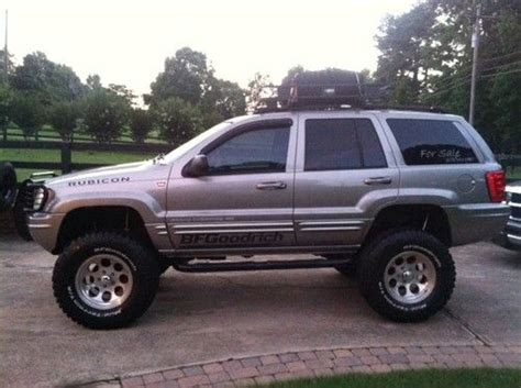jeep tires 35 purchase used jeep grand cherokee 4x4 wd lifted suv