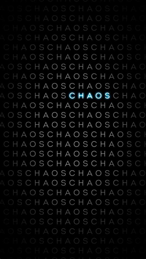 We could not match any images to your query. CHAOS - iPhone Wallpapers : iPhone Wallpapers