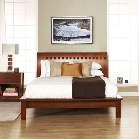 Cheap King Size Headboard And Footboard by Veneto King Size Platform Bed With Headboard Footboard