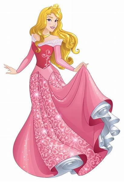 Disney Aurora Princess Transparent Princesa Artwork Princesses