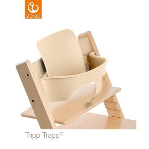 Fauteuil Bébé Tripp Trapp Baby Set Naturel De Stokke Sur