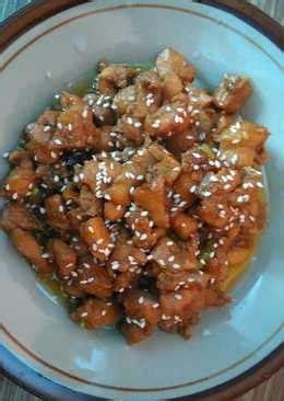 Nah, kamu bisa mengikuti cara membuat dan resep ayam teriyaki ala yoshinoya di bawah. 99 resep ayam teriyaki ala hokben enak dan sederhana - Cookpad