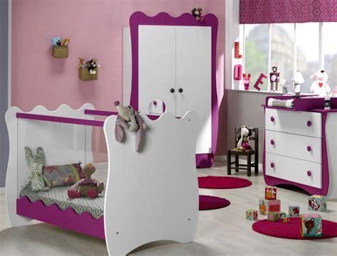 ambiance chambre bebe photo ambiance chambre fille prune