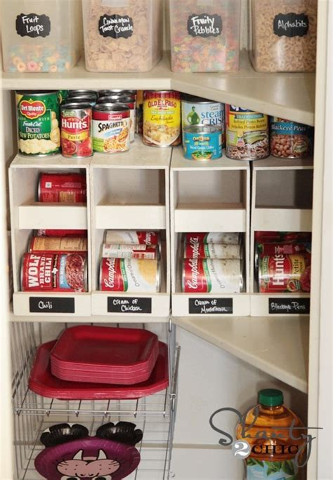 kitchen organization stackable canned food organizers