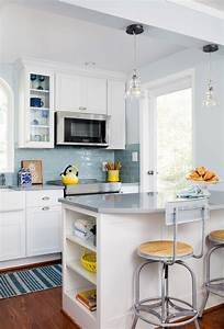 Small, Kitchen, Ideas, To, Maximize, Your, Space, U0026, More