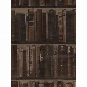 Carta da parati Libreria vintage Italian Vintage Sofa