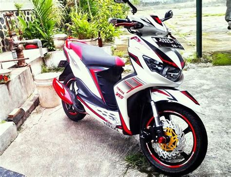 Modifikasi Mio 2017 by Motor Mio Gt Modifikasi Siteandsites Co