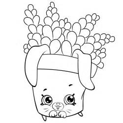 S Hopkins Petkins Coloring Pages