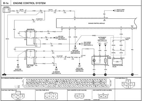 Repair Guides Mfi System Engine Control