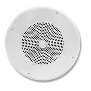 bogen ceiling speaker calculator viking 35ae 8 ohm ceiling speaker w volume quickship