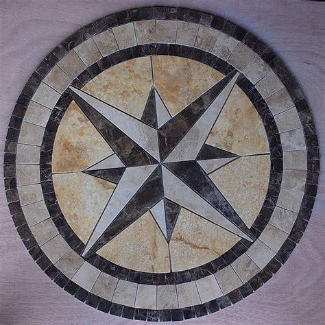travertine floor medallions marble travertine tile medallion design stone 32 quot 9 ebay