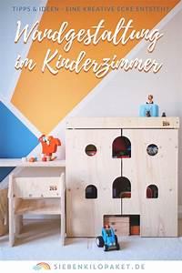 Zimmer Streichen Tipps : wandgestaltung im kinderzimmer eine kunterbunte kreative ecke f r den gro en jungen werbung ~ Eleganceandgraceweddings.com Haus und Dekorationen